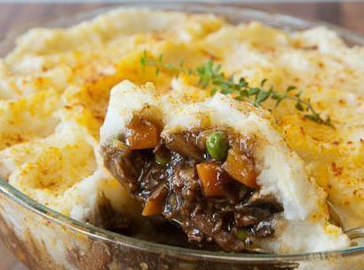Pot Roast Shepards Pie Recipe