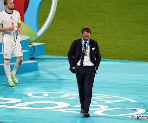 """Southgate assume son pari raté lors de la séance de tirs au but en finale de l'Euro : """"C'était ma décision"""""""