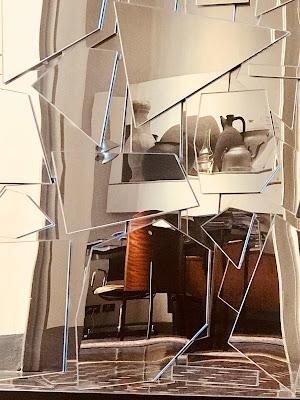 Il mio ufficio .... specchi e simmetrie di donac