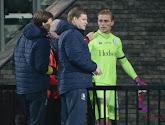 Hein Vanhaezebrouck bleek de transfer van Jacob Rinne te vernemen via de media