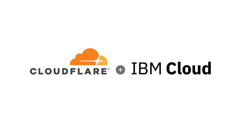 IBM Cloud Internet Services and Cloudflare