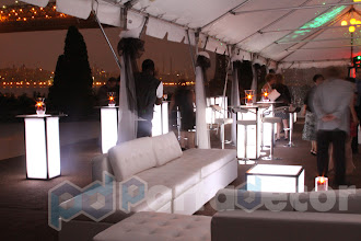 Photo: All our furniture is waterproof/rustproof, perfect for outdoor events