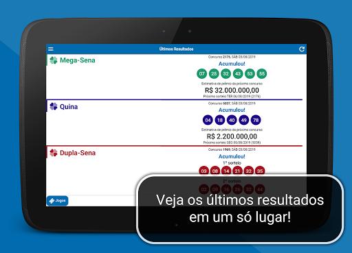 Loterias Mega Sena screenshot 9