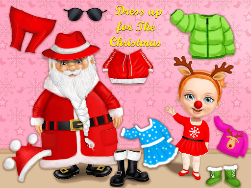 Sweet Baby Girl Christmas 2 apkpoly screenshots 21