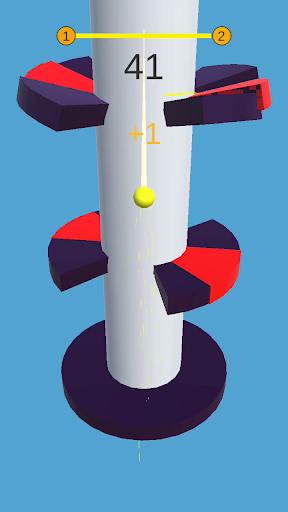 Original Helix Jump 1.0 screenshots 7