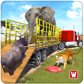 Offroad Wild Animals Transport