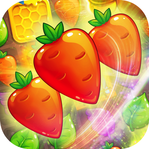 Farm Charm: Match 3 Blast King 解謎 App LOGO-硬是要APP