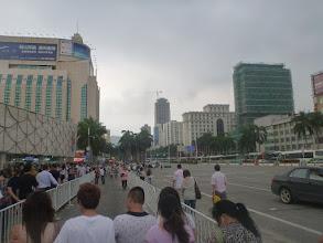 Photo: Ulice v Zhuhai