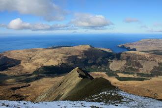 Photo: View from Sgurr a Bannachdich
