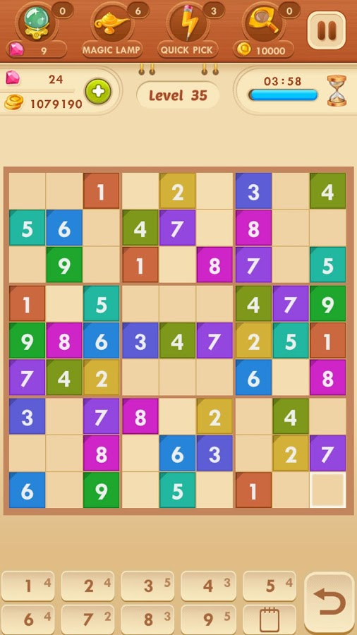 Sudoku Quest- screenshot