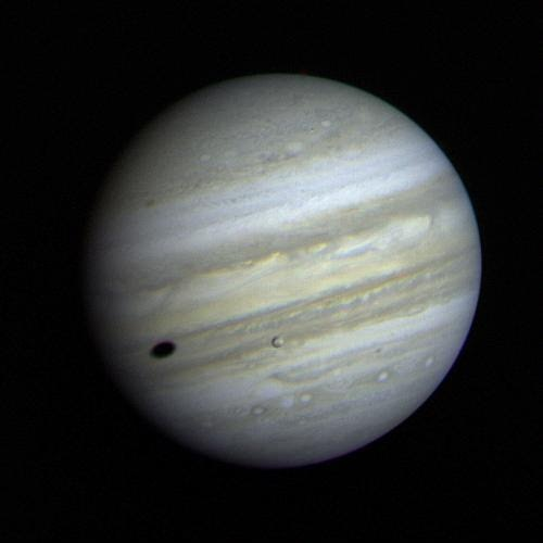 Jupiter with Io Crossing