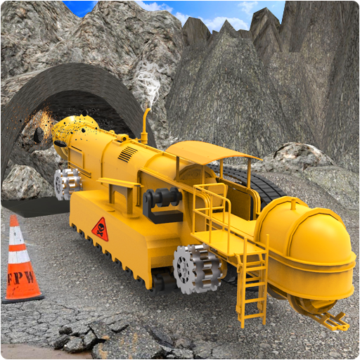 Heavy Tunnel Construction Sim 2018🆓 (game)