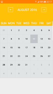 BeeBell Voice Reminder screenshot