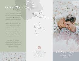 Gray & Dan - Trifold Brochure item