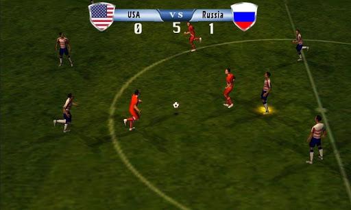 Football World Cup 2015 3D