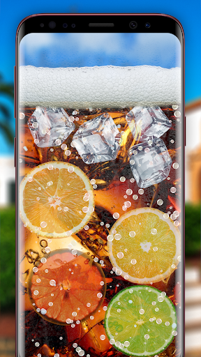 Virtual Cola drinking simulator - screenshot