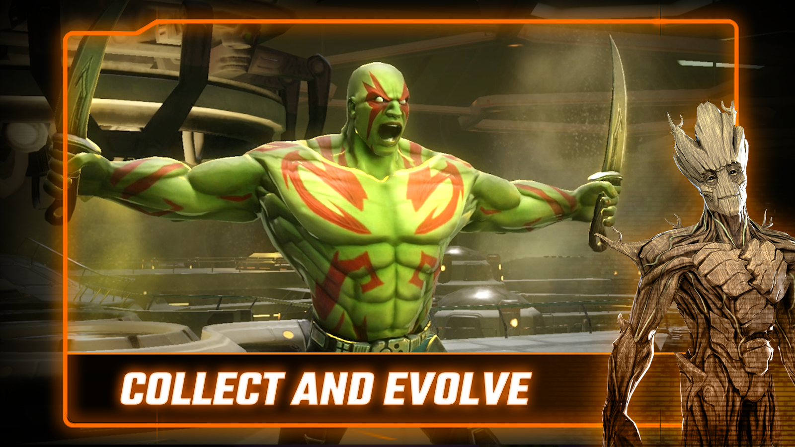 MARVEL Strike Force- screenshot