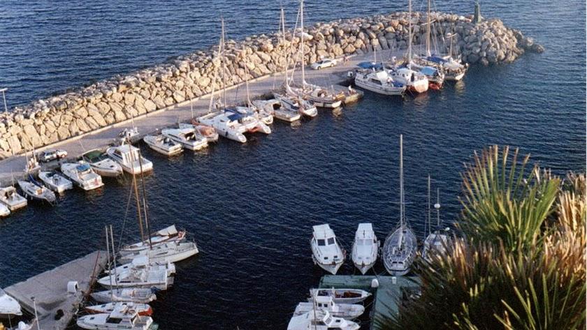 Imagen del Puerto de San José.