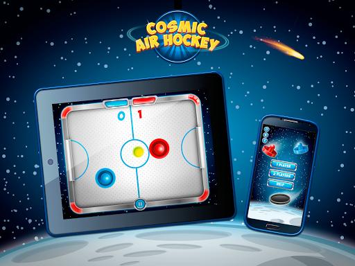 Космический Аэрохоккей скачать на планшет Андроид