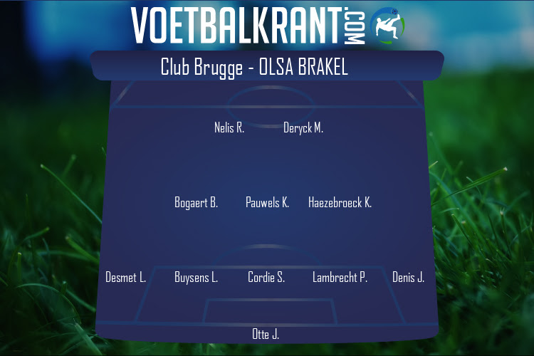 Olsa Brakel (Club Brugge - Olsa Brakel)