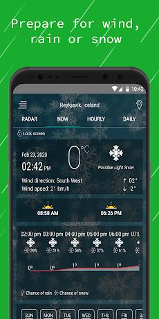 天気レーダープロ — ライブマップ&アラートのおすすめ画像3