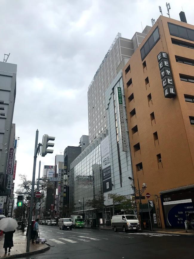 ルートイン札幌中央