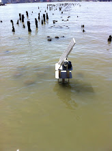 Photo: Unknown Device in the Hudson
