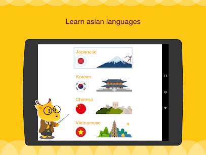 Learn Korean, Learn Japanese, Chinese – LingoDeer Android APK Download 9