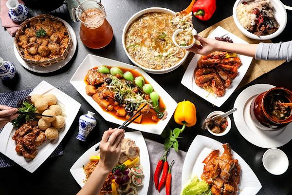 蒸鮮腸粉港式飲茶 奉時尚年菜美食之名  讓我們團聚吧!
