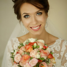 Wedding photographer Valeriya Kasperova (4valerie). Photo of 22.11.2018