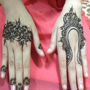 Stylish Finger Mehndi Designs Applications Sur Google Play
