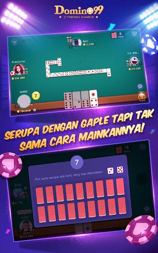 Domino QiuQiu u00b7 99 :  Awesome Online Card Game  screenshots 4