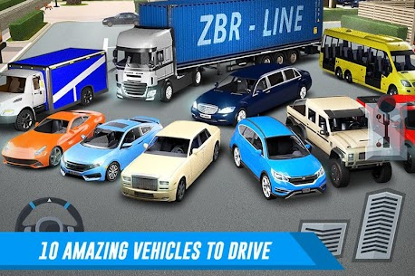 Shopping Mall Car & Truck Parking App Download For Android and iPhone 2