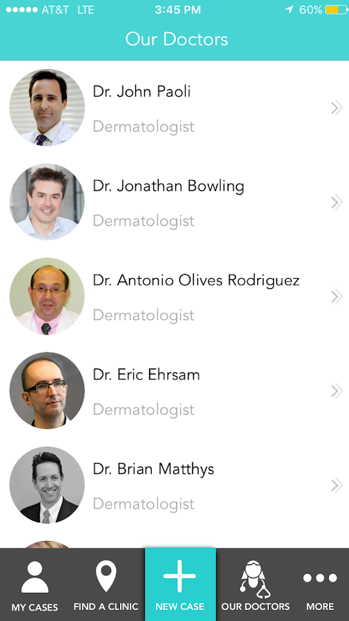First Derm: Online Dermatology- screenshot