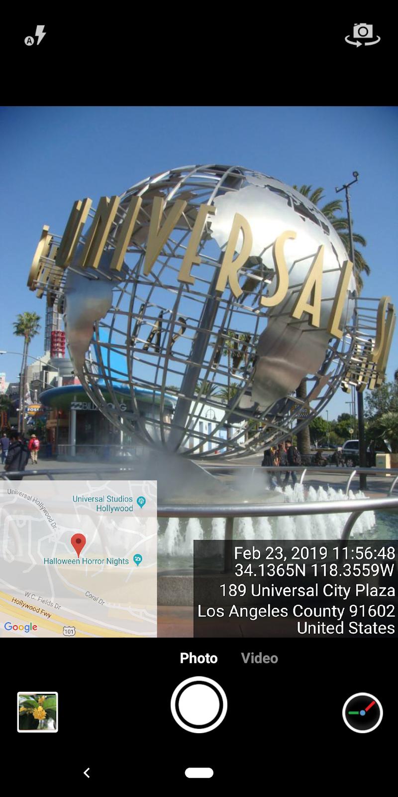 Timestamp Camera Pro Screenshot 3