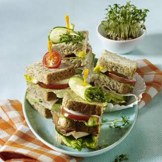 Light Club Sandwich.