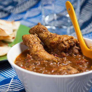 Easy Chicken Wings Curry