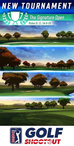 PGA TOUR Golf Shootout apktreat screenshots 2