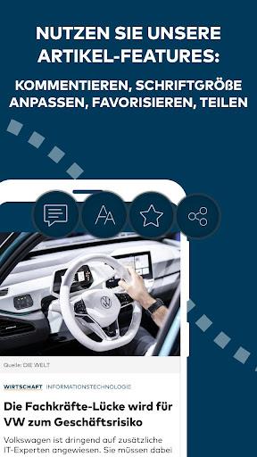 WELT News – Nachrichten live 6.3.0 screenshots 8