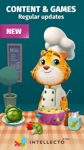 IK: Preschool Learning Games 4 Kids & Kindergarten screenshots 7