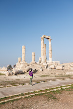 Photo: Temple of Hercules at the Citadel
