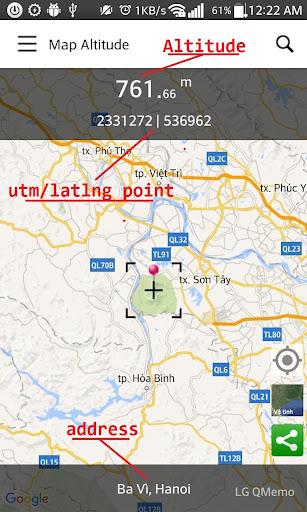 Accurate Altimeter Free - Altimeter map