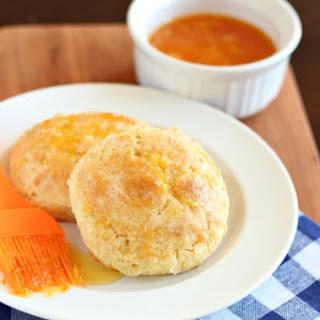 Orange Marmalade Scones.