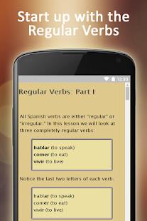Learn Spanish Grammar - Español - náhled