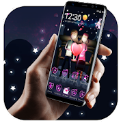 Romantic couple theme collection APK