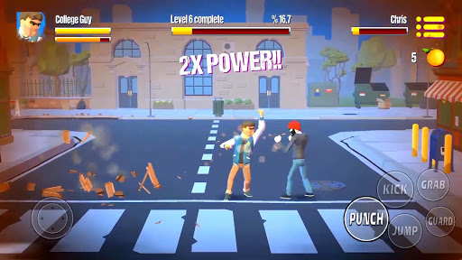City Fighter vs Street Gang apkdebit screenshots 5