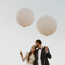 Hochzeitsfotograf Justyna Dura (justynadura). Foto vom 05.09.2018