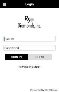 R S Diamonds - náhled