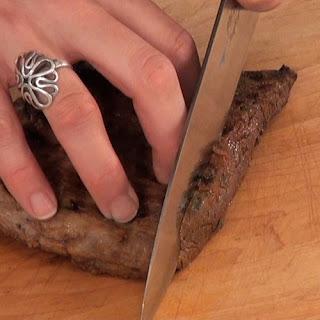 Southwestern Grilled Flank Steak.