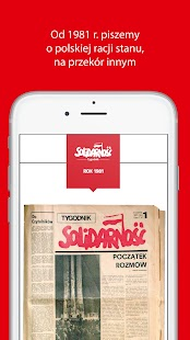Tygodnik Solidarność - náhled
